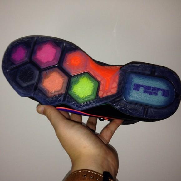 Nike LeBron 12 'Instinct' - On-Feet Look5