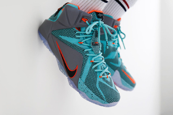 Nike LeBron 12 'NSRL' - Up Close & Personal 1