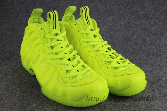 3e5a8655f1a86 Nike Air Foamposite Pro  Volt  (More Images) - WearTesters