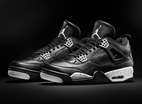 a96a7fce9931 Air Jordan 4 Remastered  Oreo  - Release Date - WearTesters