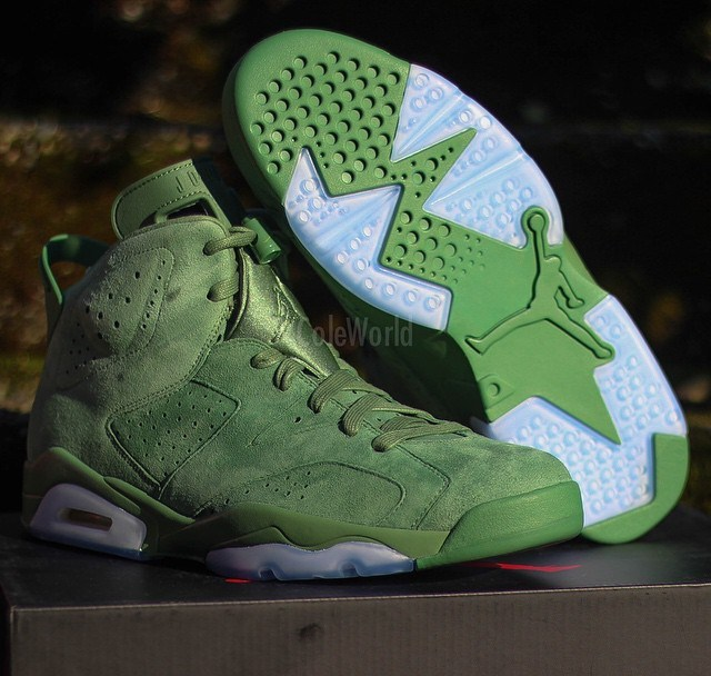 3a9b5eaffe4f Air Jordan 6  Cactus  - WearTesters