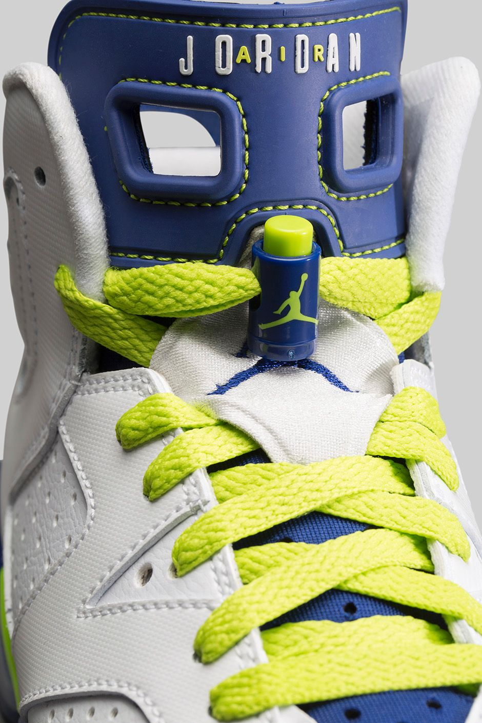 995f07f5c9b2 Air Jordan 6 Retro  Seahawks  GS - Available Now - WearTesters