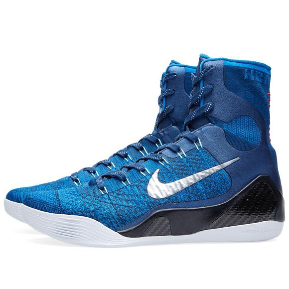 buy popular dae74 e6a6d Nike Kobe 9 Elite  Brave Blue  - Available Now Under ...