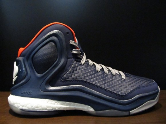 finest selection 36829 f5433 adidas D Rose 5 Boost Chicago Bears - Another Look