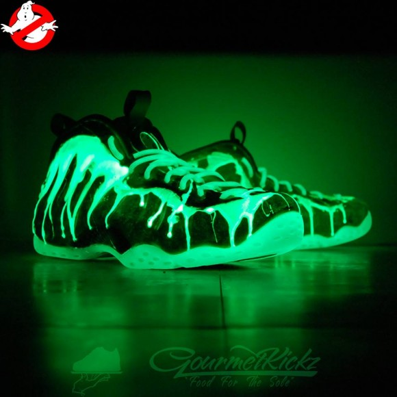 f1069844069 Nike Air Foamposite One  I ve Been Slimed  Custom