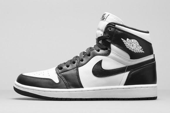 73fc36c3cd6460 Air Jordan 1 Retro High OG Black  White – Available Now - WearTesters