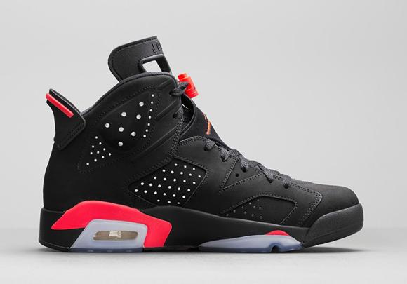 06d9405cac4208 ... Air Jordan 6 Retro Black Infrared23 - Official Look + Release Info 3 ...