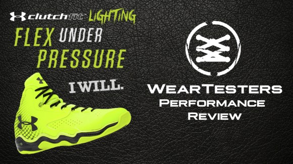 c992d64c61a5 Under Armour ClutchFit Lightning - Performance Review - WearTesters