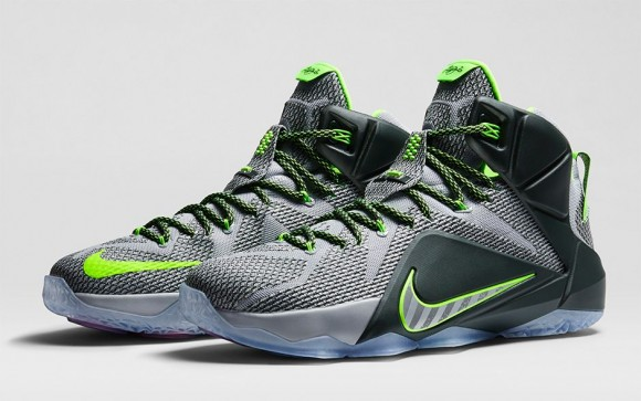 17d22c392df Nike LeBron 12  Dunk Force  - Official Look + Release Info - WearTesters