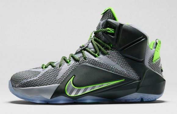 c859342d8510 Nike LeBron 12  Dunk Force  - Available Now - WearTesters