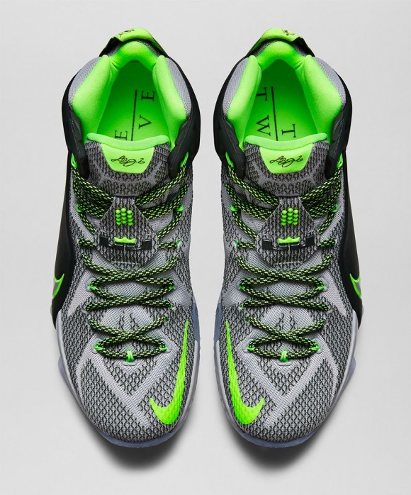 brand new bdfb5 3713c ... Nike LeBron 12  Dunk Force  - Official Look + Release Info5