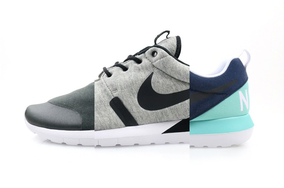 free shipping ce78a bd572 Nike Roshe Run NM SP  Fleece Pack  - Tier Zero Release Info ...