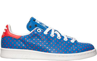 sports shoes ed859 85abc Pharrell Williams x adidas Stan Smith  Small Polka Dot  - Available ...