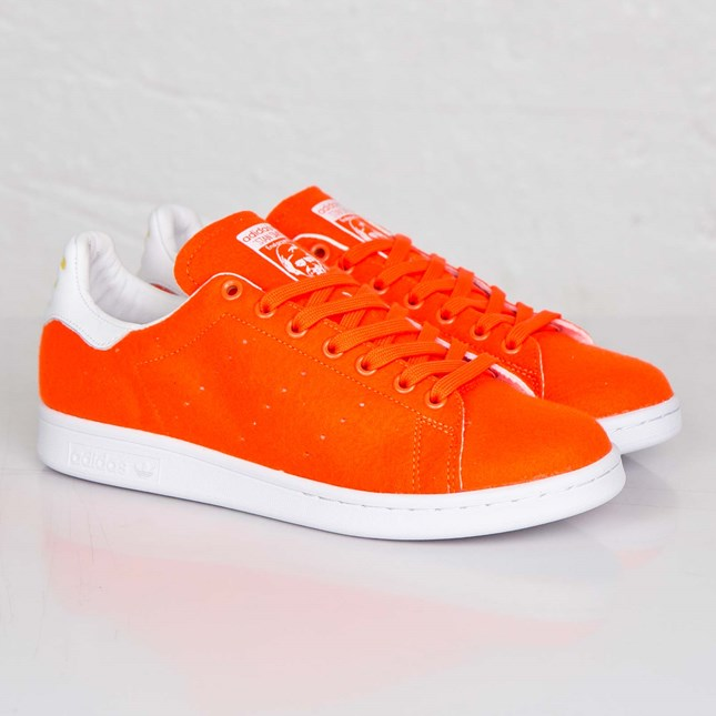 ad4198d4a8 ... Pharrell x adidas Stan Smith 'Tennis Ball' Collection - Available ...