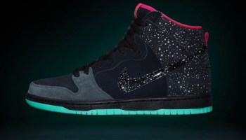 wholesale dealer 90311 4f2a5 Nike Dunk Hi SB 'Stars' - Available Now - WearTesters