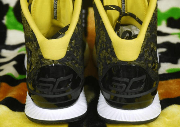 Under Armour Curry 1 - More Images 3