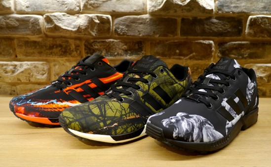 3e6c9600a adidas ZX Flux  Holiday Photo Print Pack  - Available Now - WearTesters