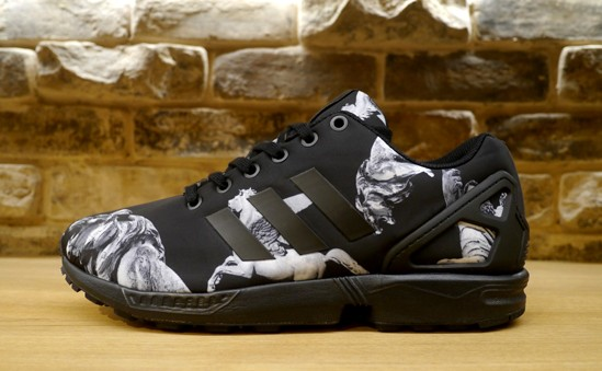 reputable site 006e2 2d385 adidas ZX Flux  Holiday Photo Print Pack  - Available ...