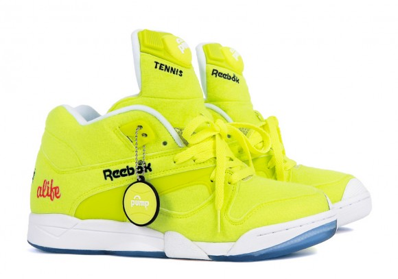 98d4bb20c67e90 ALIFE x Reebok Court Victory Pump  Ball Out  Re-Release