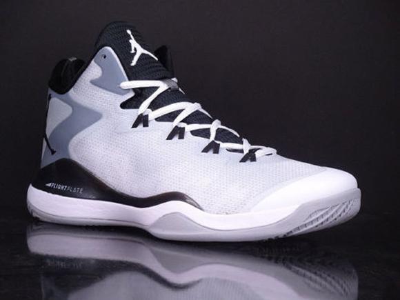 33dc0e4a7649 Jordan Super.Fly 3 White  Wolf Grey - Black - WearTesters