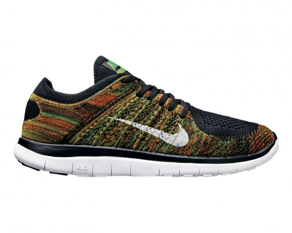 0f5f6d3f59ad Nike Free 4.0 Flyknit  Multicolor  - Pre-Order Available Now ...