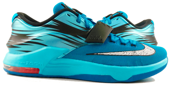 newest 1ecaf f653c Nike KD 7  Clearwater  - Available ...