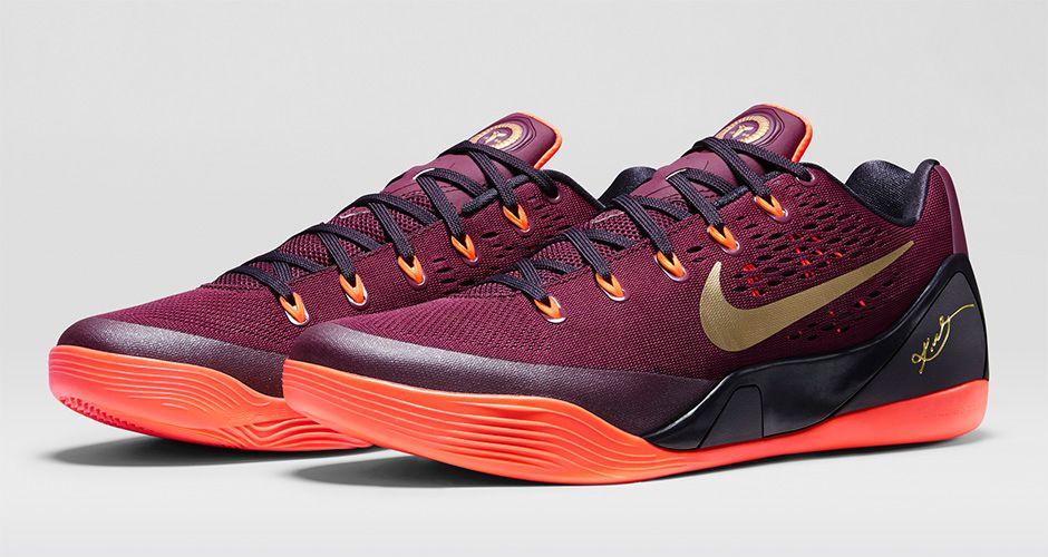 Shop Discount Nike Kobe 9 EM Cheap sale Deep Garnet