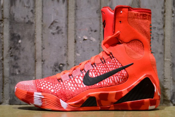 2acc059c6e4c0f Nike Kobe 9 Elite  Christmas  - Release Info - WearTesters