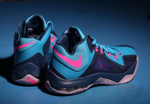 5c48a15da9a Nike LeBron Ambassador 7  Blue Lagoon  2 - WearTesters