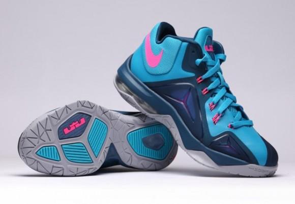 da556dcc096 Nike LeBron Ambassador 7 Blue Lagoon 7 ...