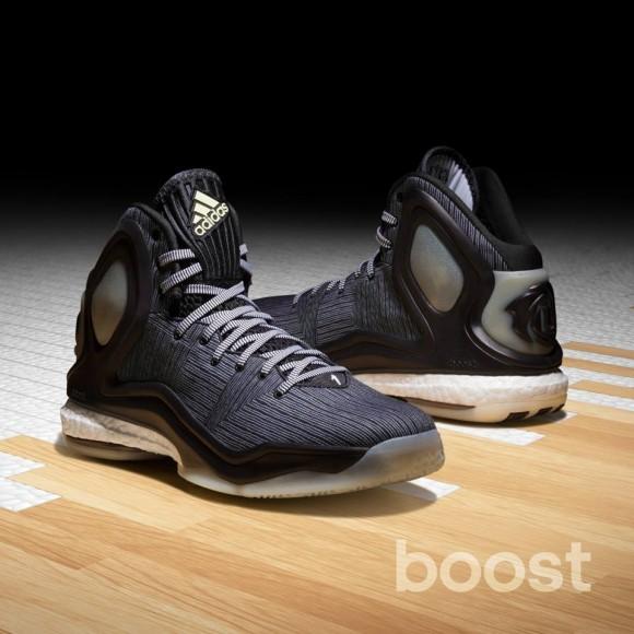 sports shoes e9494 ff7d4 ... adidas D Rose 5 Boost Bad Dreams ...