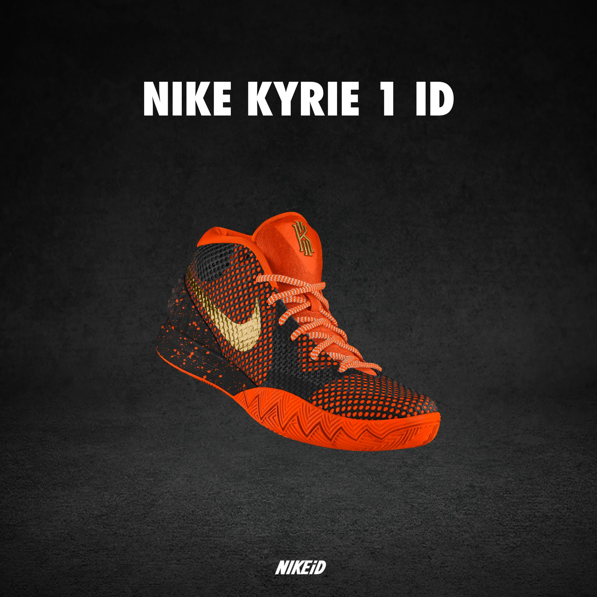 finest selection b7347 a588f Nike Kyrie 1 iD - Available Now - WearTesters