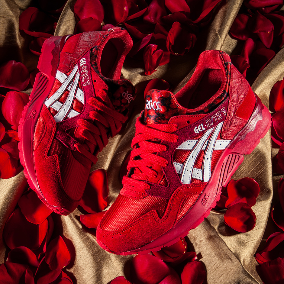 Detailed Images Of The Asics Romance Pack