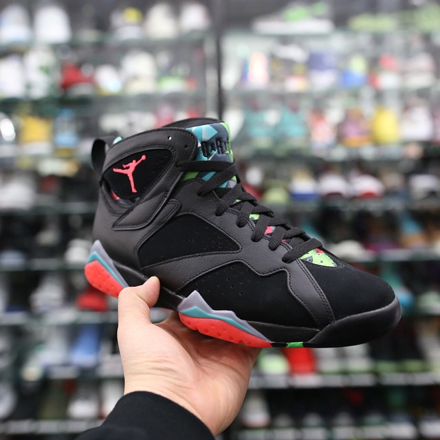 outlet store c1319 3b8fe Air Jordan 7 Retro  Marvin The Martian  ...