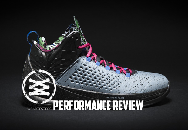 Jordan Melo M11 Performance Review - WearTesters 9db3e53ee