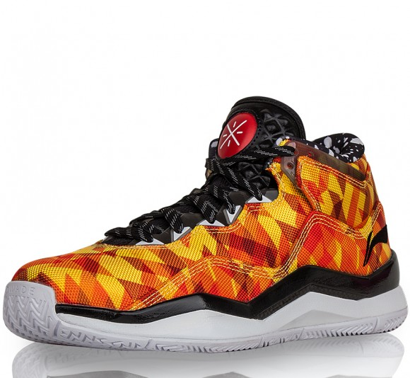 Li-Ning Way of Wade 3 'Daz Fuego' - Available Now 1