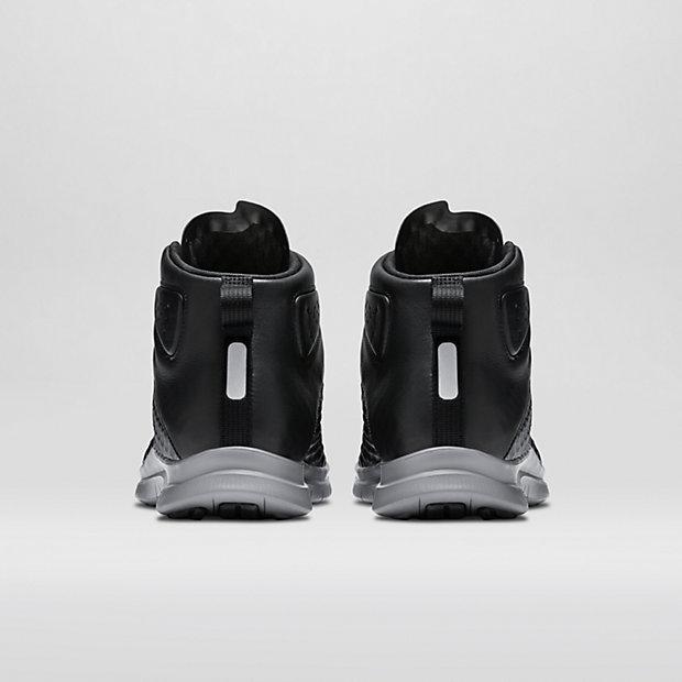 pretty nice 9e482 39991 ... Nike Free Hypervenom Mid  Blackout  - Available ...