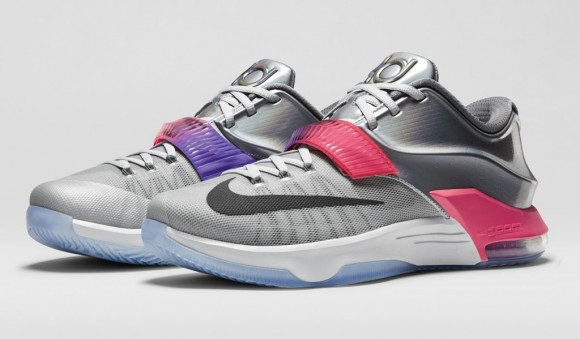 finest selection 4aef6 f9791 Nike KD 7  All-Star  - Official Look + Release ...