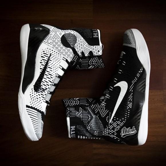 buy popular 5e878 488e3 Nike Kobe 9 Elite  BHM  2