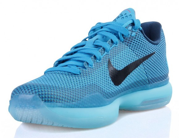 cheaper 9157a d1fb6 ... Nike Kobe X  Blue Lagoon  - Detailed ...