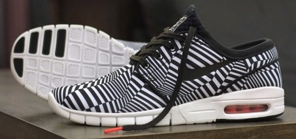38e34a565f494 Nike SB Stefan Janoski Max  Dazzle  - First Look - WearTesters
