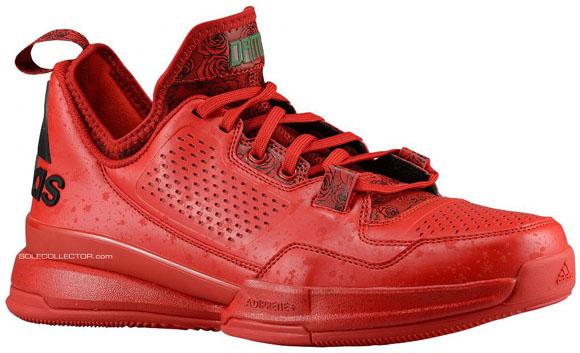 adidas D Lillard 1 'Rose City' 1