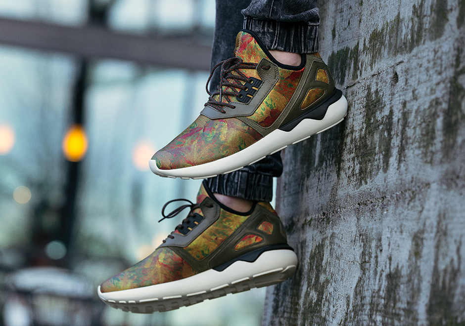 sneakers for cheap 5789d 692e6 ... store adidas tubular runner leaf camo available 8add8 b5602