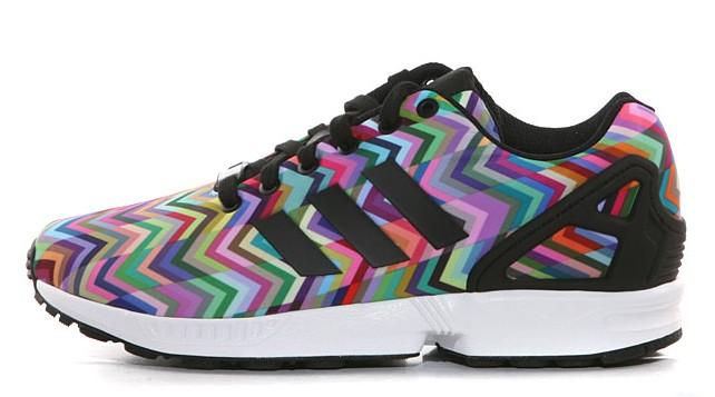 9458f56f9 ... cheap adidas zx flux multicolor chevron weartesters 89637 58c68