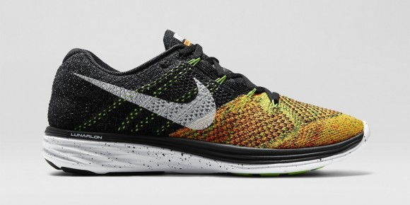 367738c46ceaf Nike Flyknit Lunar 3  Multicolor  – Available Now - WearTesters