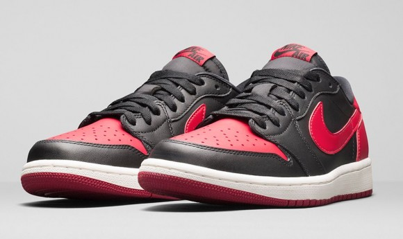 4248969513da Air Jordan 1 Retro Low OG  Bred  – Links Available Now - WearTesters