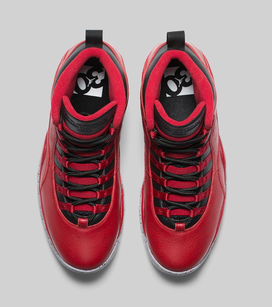 8c9a904134aa21 Air Jordan 10 Retro  Bulls Over Broadway  - Links Available Now ...