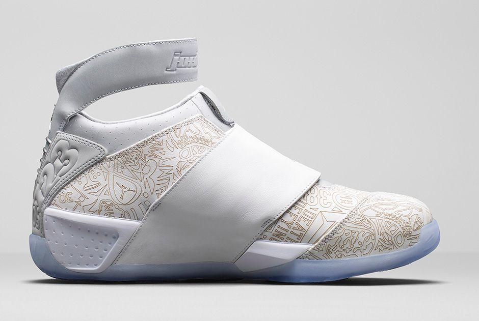 Air Jordan XX 20 Laser  Links Available Now  WearTesters