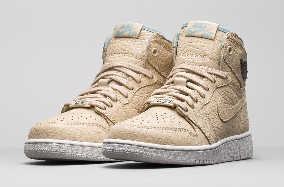 Girls Air Jordan 1 Retro  Sand Dune  - Links Available Now - WearTesters 789eefed1