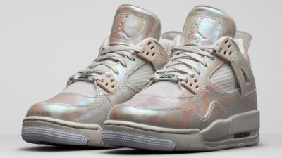 Girls Air Jordan 4 Retro  Pearl  – Links Available Now 2c7125a68
